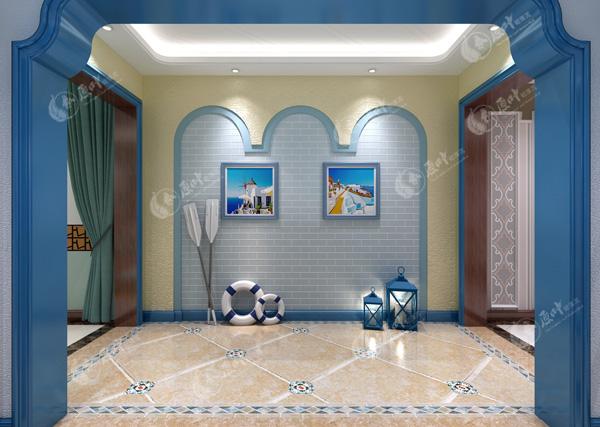 地中海过厅