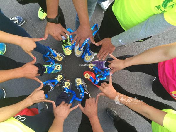 原叶爱跑团——和龙国际马拉松半程赛