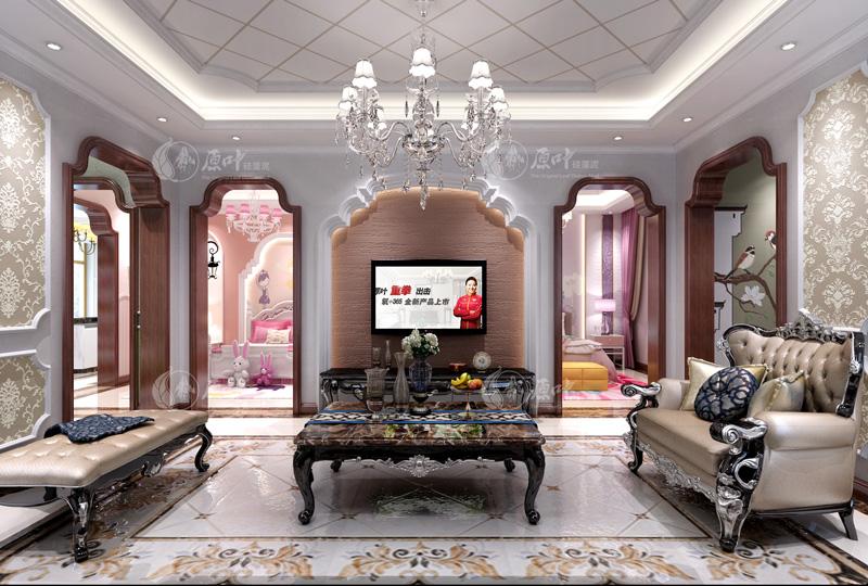 欧式客厅3