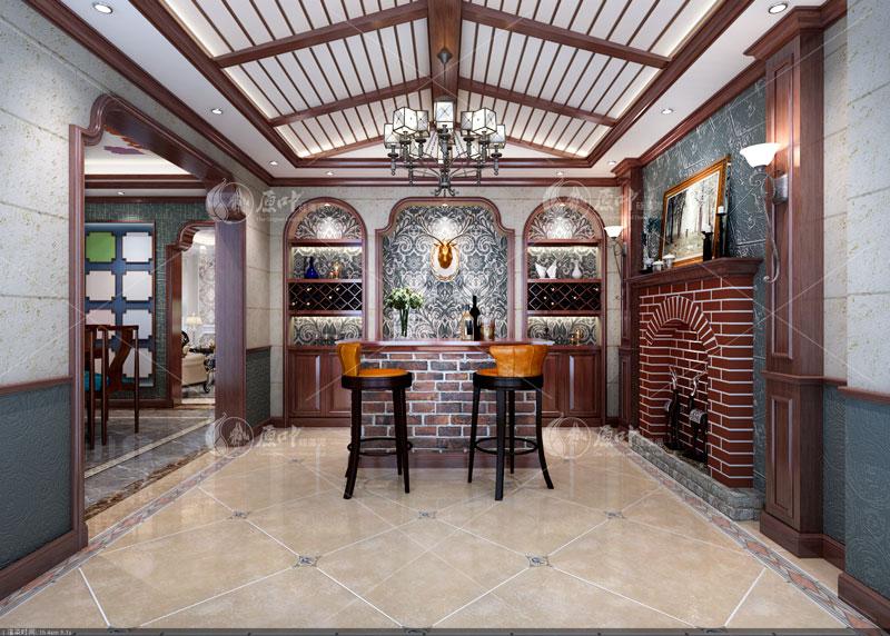 美式酒窖1