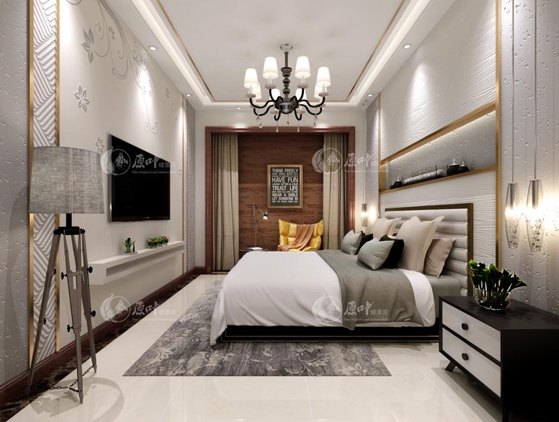 现代卧室1