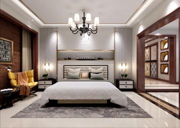 现代卧室2
