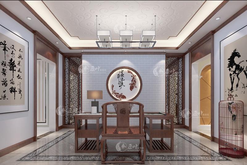 中式书房3