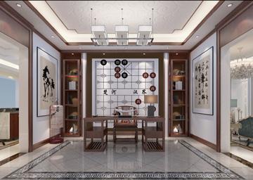 中式书房4