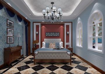 欧式卧室1