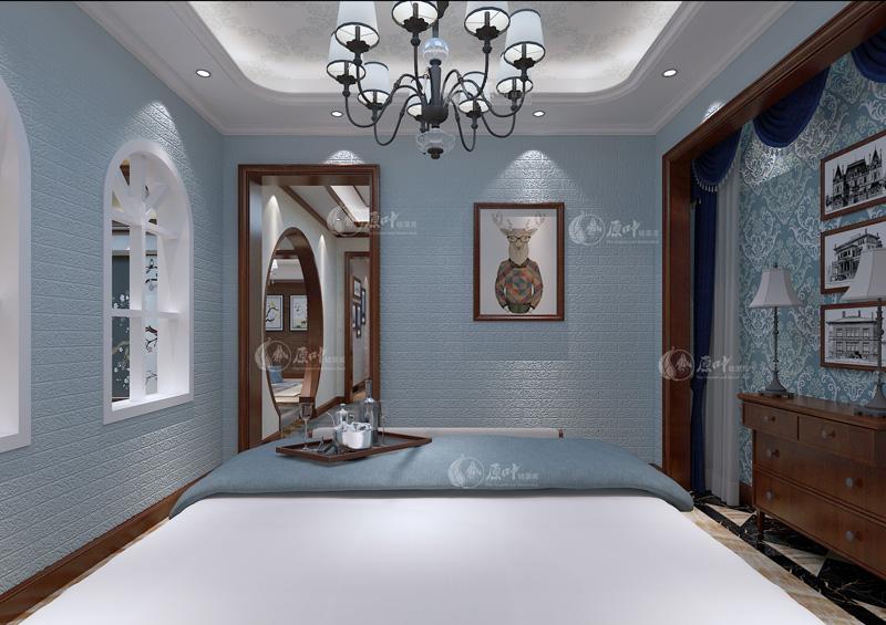 欧式卧室2