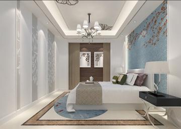现代卧室6