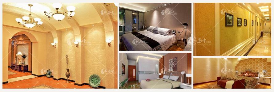 酒店客房装修可以用硅藻泥吗