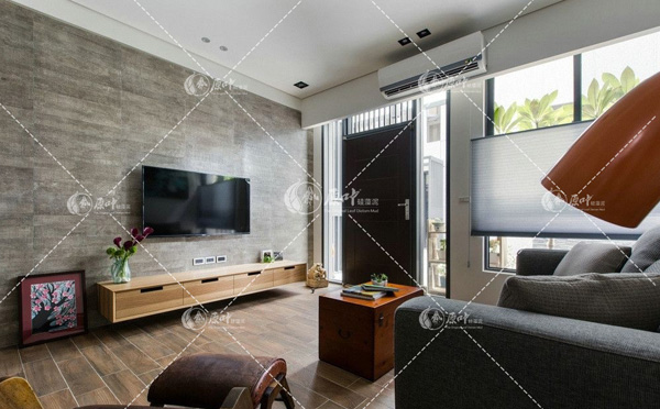 为什么电视背景墙都用硅藻泥?