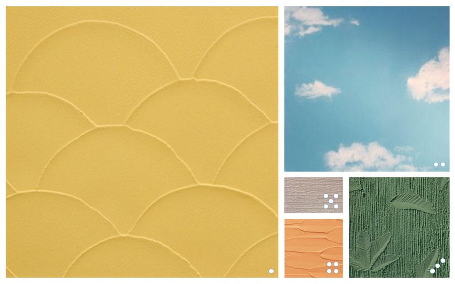 装修材料大对比,硅藻泥、壁纸、还是乳胶漆?